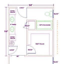 Photo Of Master Bath Floor Plan Ideas by Bathroom Design Layout Free Home Decorating