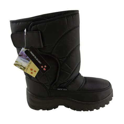 Permalink to Mens Winter Boots With Velcro