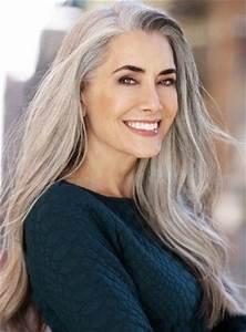 Graue Haare Mit 43 Moderne Mnnliche Und Weibliche