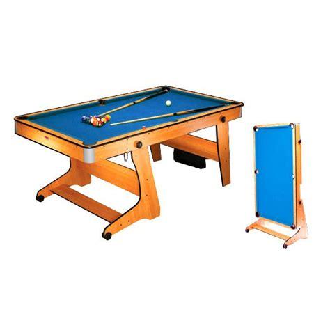 6 feet pool table bce 6ft folding pool table fp 6 sweatband com