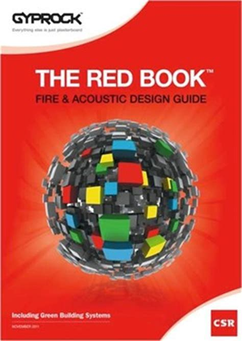 CSR unveils the new RED BOOK   Architecture And Design