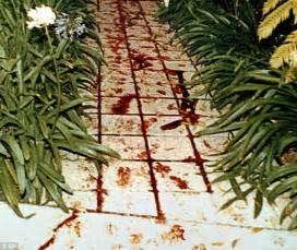 Nicole Brown Simpson Murder Scene