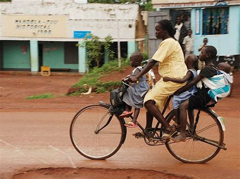 12 Best Images About Bicycle In Africa On Pinterest