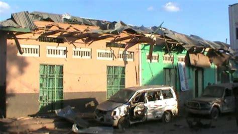 Somalie Au Moins Trente Morts à Baidoa Dans Un Attentat