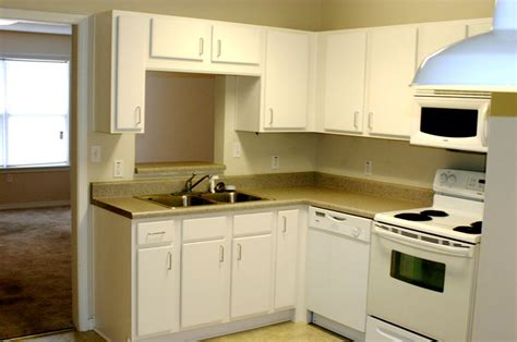 2 Simple Ways To Start Small Apartment Kitchen Design