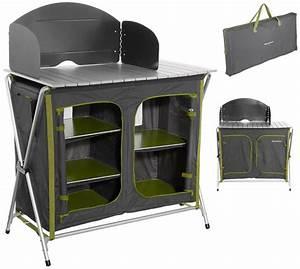 Meuble cuisine camping homeandgarden for Meuble cuisine camping