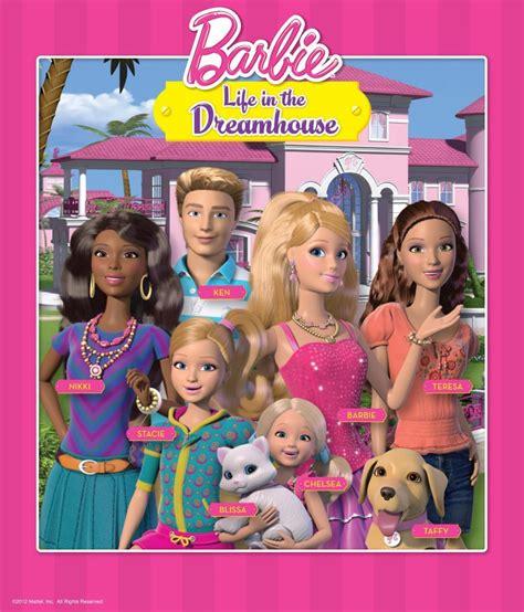 barbie life   dreamhouse tv series