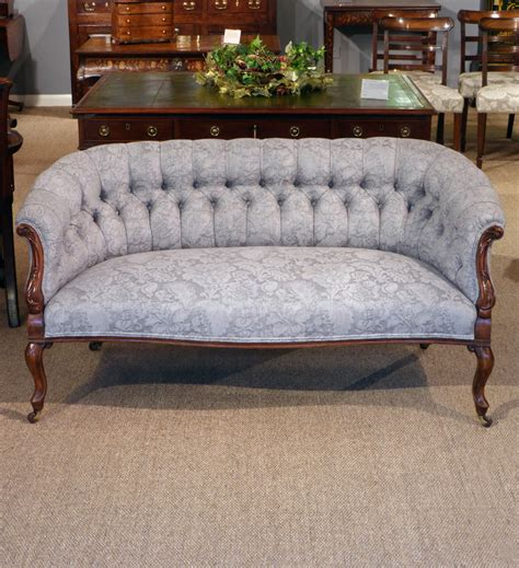 Small Settee Sofa by Antique Mahogany Settee Antique Sofa Settee