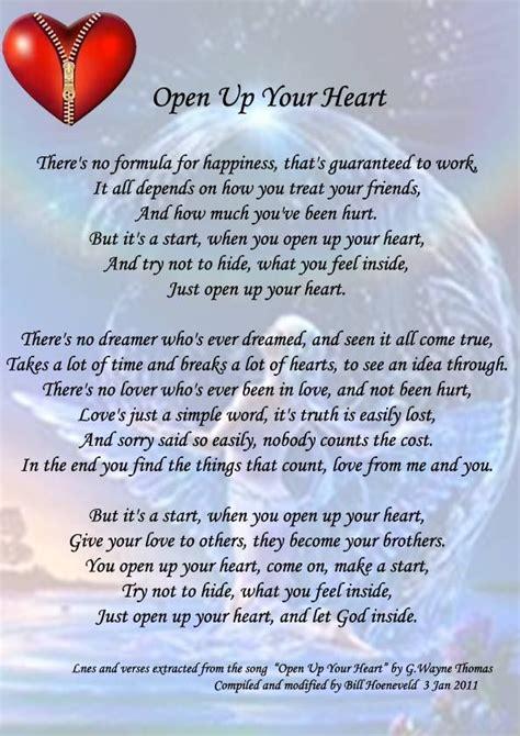 god   heart poem     link  hear