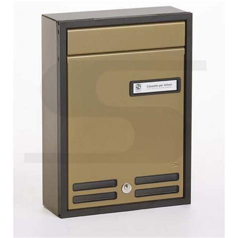 Cassette Postali by Cassetta Postale Componibile Per Casellari