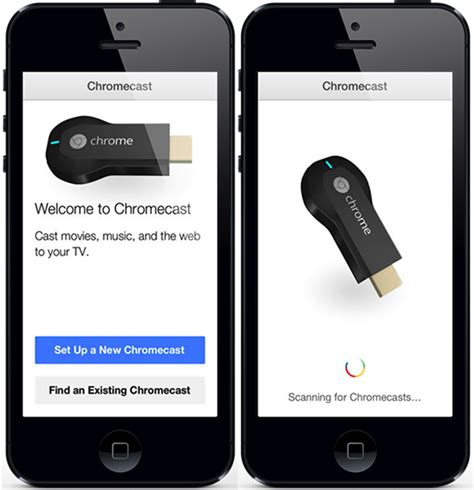 official chromecast app for ios is now available to