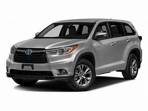 2016 Toyota Highlander Led Daytime Running Lights New 2016 Toyota Highlander Hybrid Prices Nadaguides