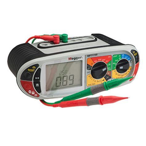 Electricians Multifunction Installation Testers