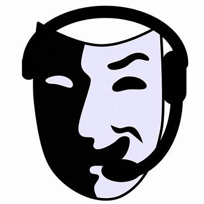 Crew Svg Icon Stagecraft Theatre Clip Tech