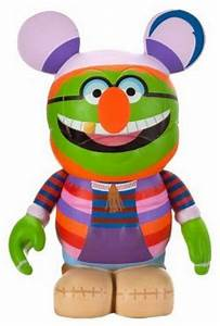 Disney's The Muppets collectible Vinylmation figures are ...