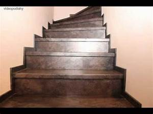 Jak se dělají betonové schody