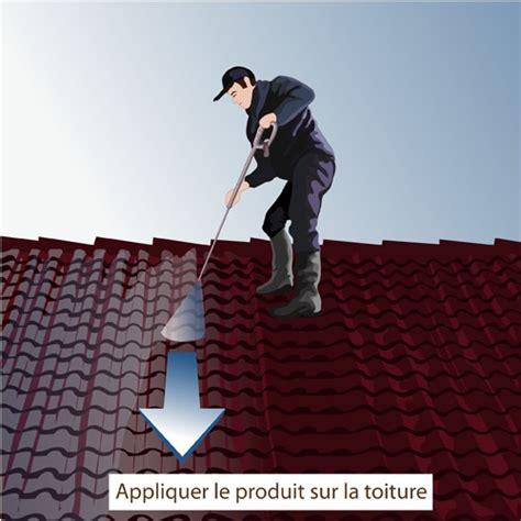 comment demousser toiture comment d 233 mousser un toit ooreka
