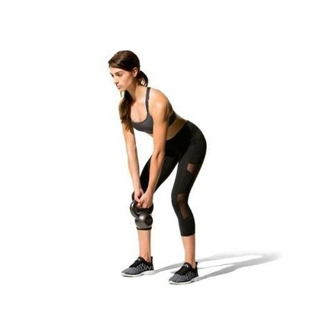 kettlebell routines training posture cardio circuit better swings workout
