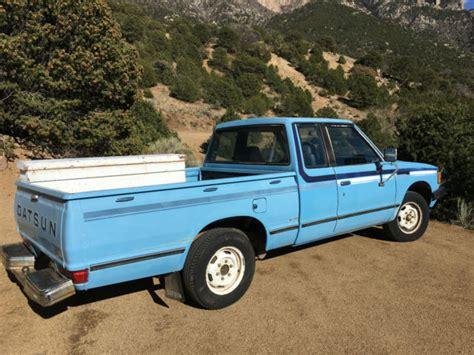 1980 Datsun Truck by 1980 Datsun 720 King Cab Classic Datsun 720