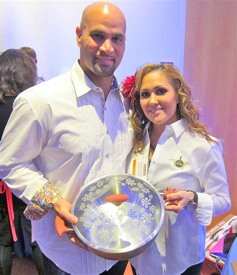 The Gray Report Albert Pujols Cookware Dealers Spouse