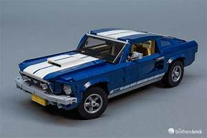 10265 LEGO Creator Expert Ford Mustang Review-28 | The Brothers Brick | The Brothers Brick