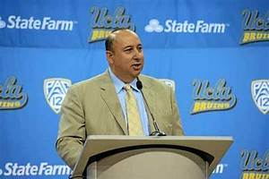 UCLA AD Dan Guerrero voted incorrectly in satellite camp ...