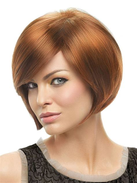 Hairstyles Bob by Layered Bob Synthetic Wig By Hairdo