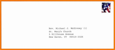 how to address a letter with a po box 6 letter envelope format penn working papers