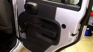 Adding Power Door Locks To A 4 Door Jeep Wrangler With