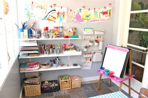 inspiring art studios  kids meri cherry
