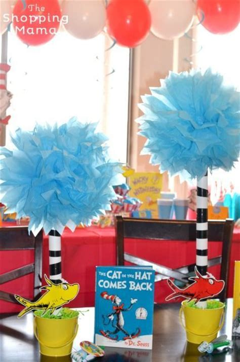 Dr Suess Decorations - 25 best ideas about truffula trees on dr