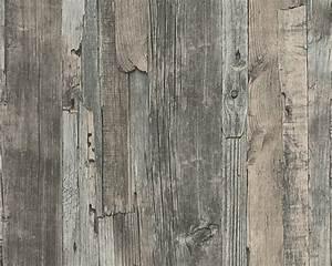 Klebefolie Holzoptik Vintage : vliestapete 95405 2 wood n stone holz optik braun blau bei hornbach kaufen ~ Eleganceandgraceweddings.com Haus und Dekorationen