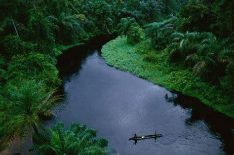 il fiume congo  brazzaville repubblica del congo