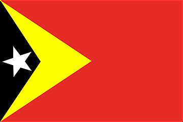 Flag of East Timor | Free gif images