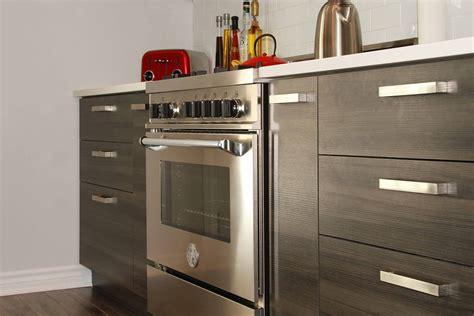 melamine cuisine armoires de cuisine de mélamine grise