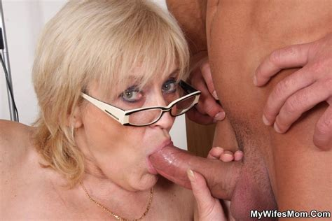 Horny Dude Seduces His Mother In Law To Dir Xxx Dessert Picture 7