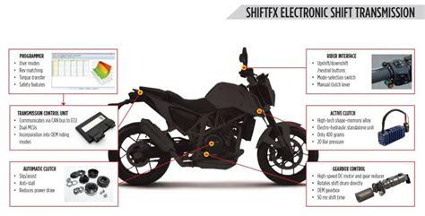 Electronic Shift Transmission