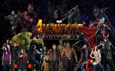 Avengers Infinity War wallpaper - Rebels version by