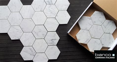 marble hexagon tile hexagon the builder depot