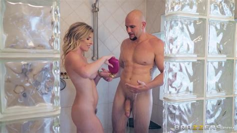 horny mom catches son peeping on her in shower porn xxx femefun