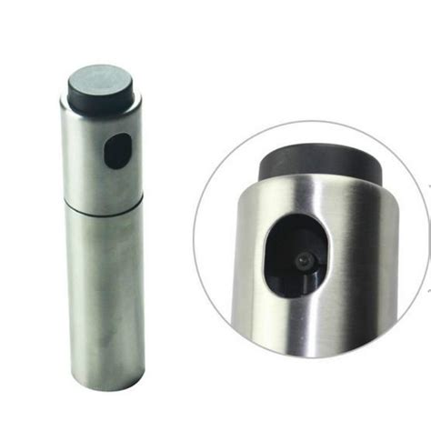 21478 Mister Pot Coupon by Stainless Steel Olive Mister Spray Bottle