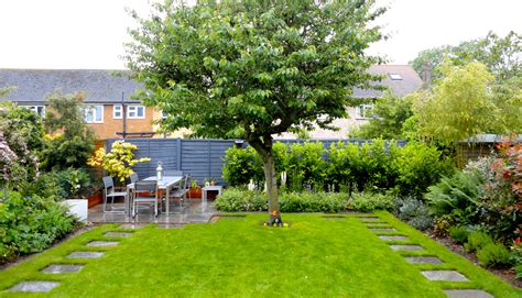 Family Garden  Garden Design By Antonia Schofield