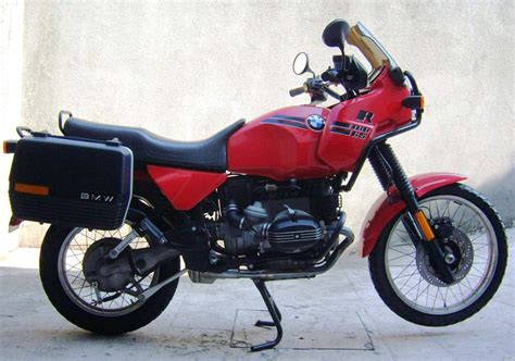 R100gs by Bmw R100gs Photos Informations Articles Bikes