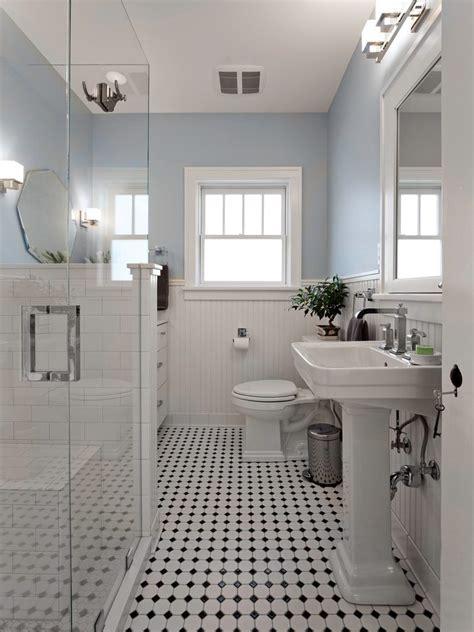 Beautiful Daltile Subway Tile White with Wetroom Corner