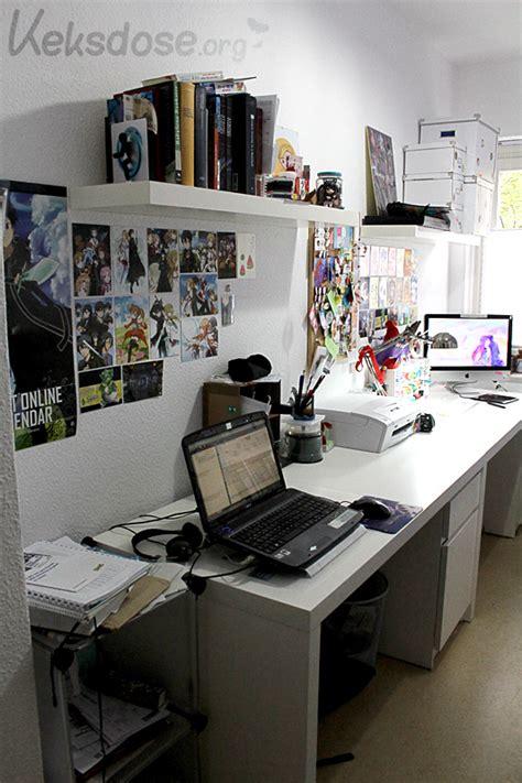 Ikea Shop Arbeitszimmer by Neue Regale F 252 R Das Arbeitszimmer Keksdose Org