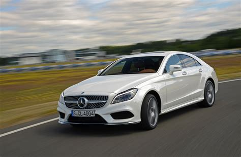 mercedes cls  review auto express