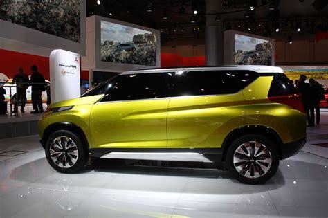 Mitsubishi Concept Ar Side Left Indian Autos Blog