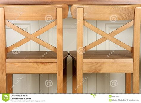 kitchen island bar stool wooden bar stool and kitchen counter stock images image