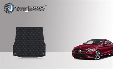 😁check out wendy's channel for the surprise reveal! ToughPRO Floor Mat Accessories Trunk Mat Compatible with 2020 Mercedes-Benz C300 (Coupe) - All ...