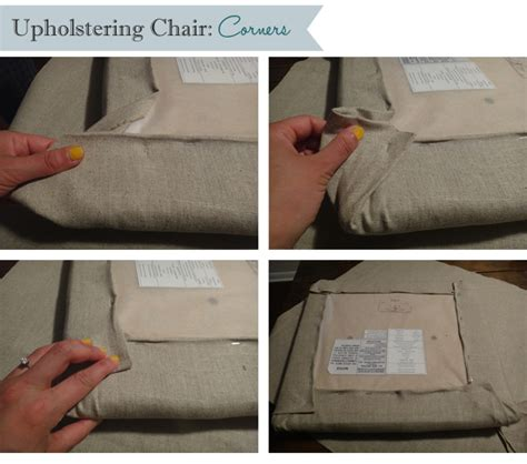 How To Do Upholstery Corners by Ally And Callie The Other 128 Hours Diy Upholstering
